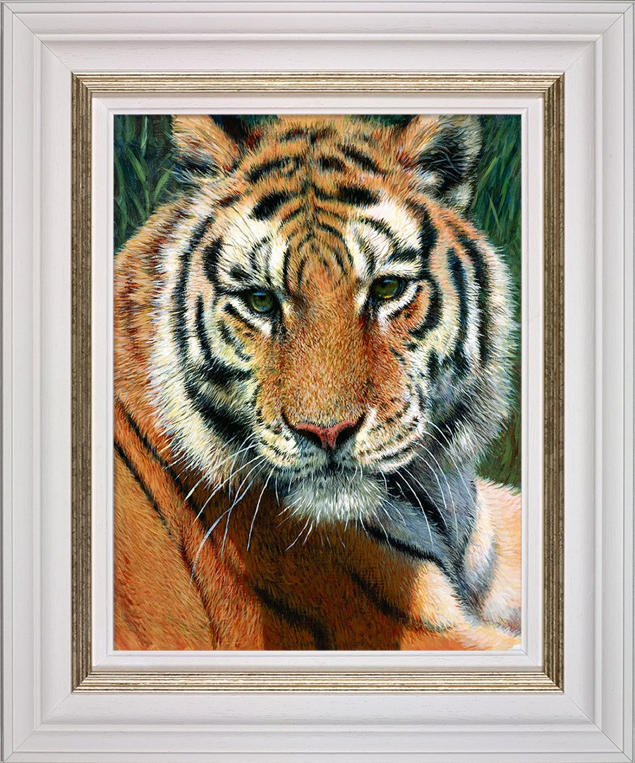 Wild Thing by Tony Forrest - Canvas on Board sized 14x18 inches. Available from Whitewall Galleries
